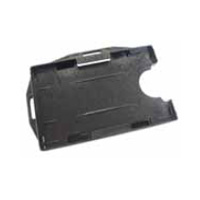 Rigid Card Holder, Dual (Qty 100)